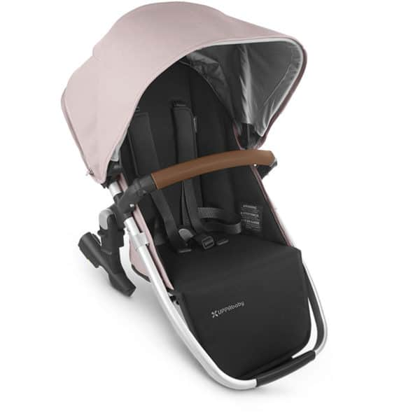Uppababy RumbleSeat V2 alice dusty pink