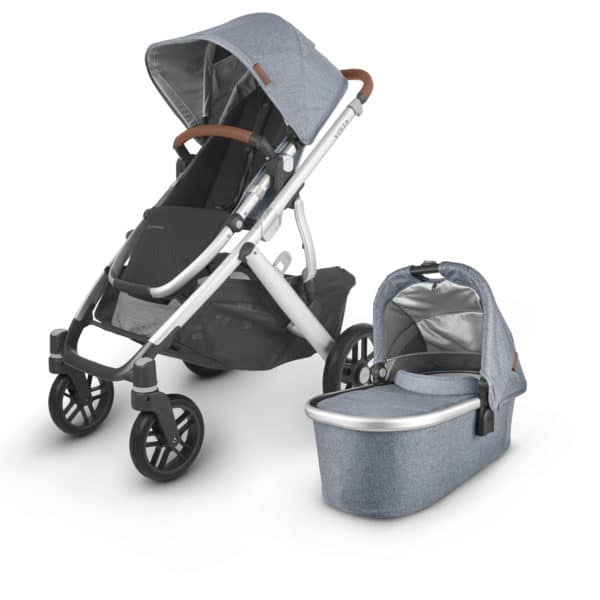 Uppababy Vista V2 gregory blue