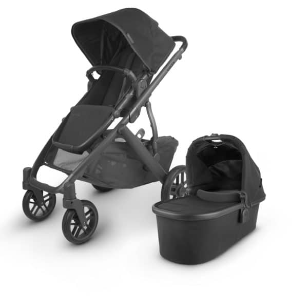 Uppababy Vista V2 jake charcoal