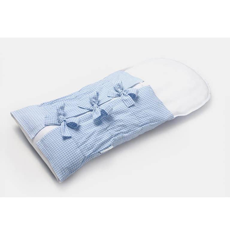CosyMe© Schlaf- und Pucksack 2in1 - Premium blue