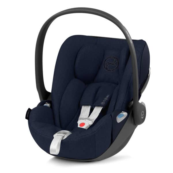Cybex Cloud Z i-Size, Comfort + Plus Design, Nautical-Blue-Plus