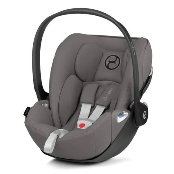 Cybex Cloud Z i-Size, Comfort + Plus Design, Soho-Grey