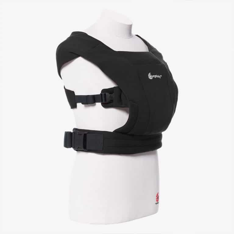 Ergobaby Embrace Neugeborenentrage Pure Black