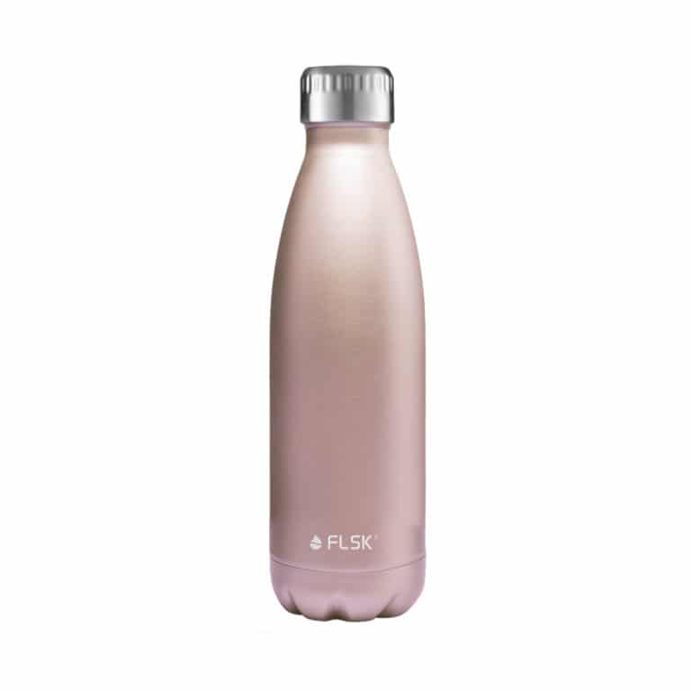 FLSK-Trinkflasche - Roségold