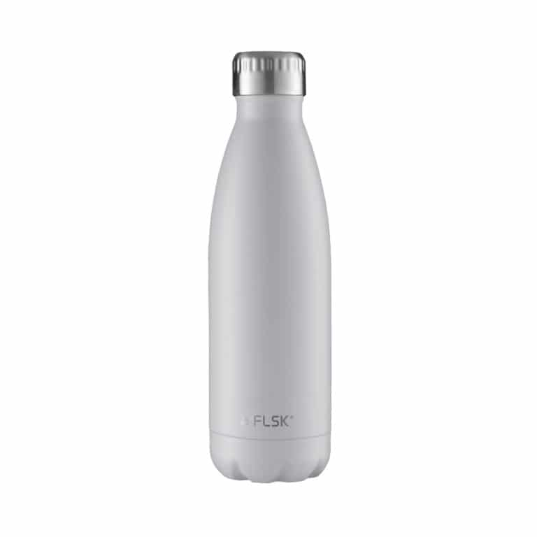 FLSK-Trinkflasche - WHTE