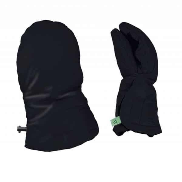 Odenwälder Handwärmer Muffolo schwarz