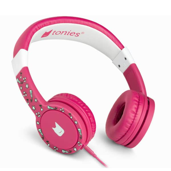 Tonie-Lauscher, pink
