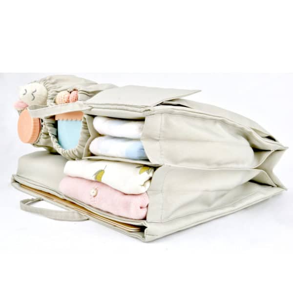 Lilibell Wickeltasche Bag-in-bag 2