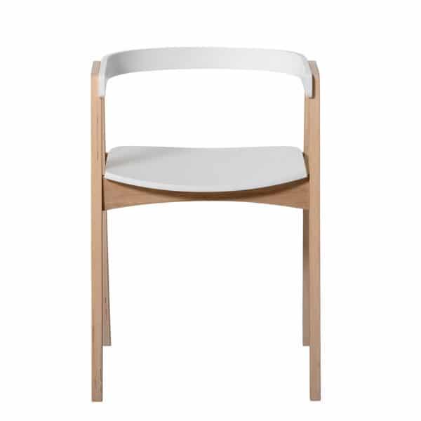 Oliver Furniture Wood Schreibtisch 66 cm & Armlehnstuhl 10