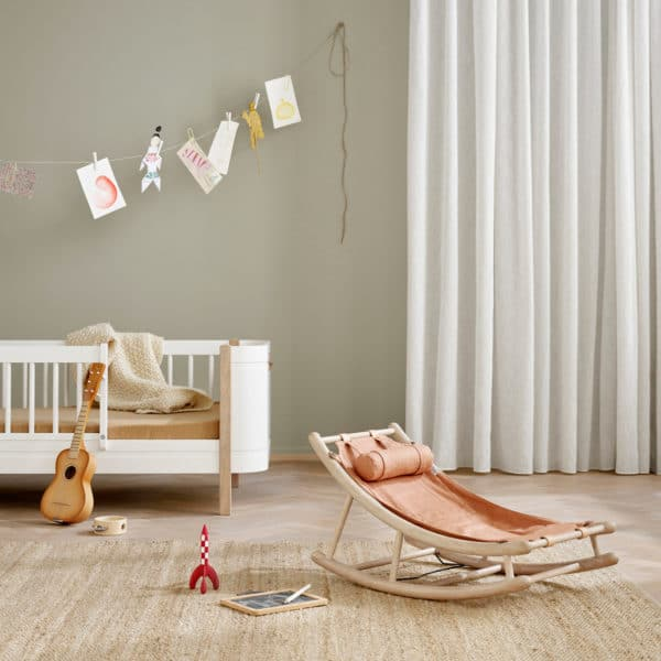 Oliver Furniture Wood Baby- und Kleinkindwippe 2