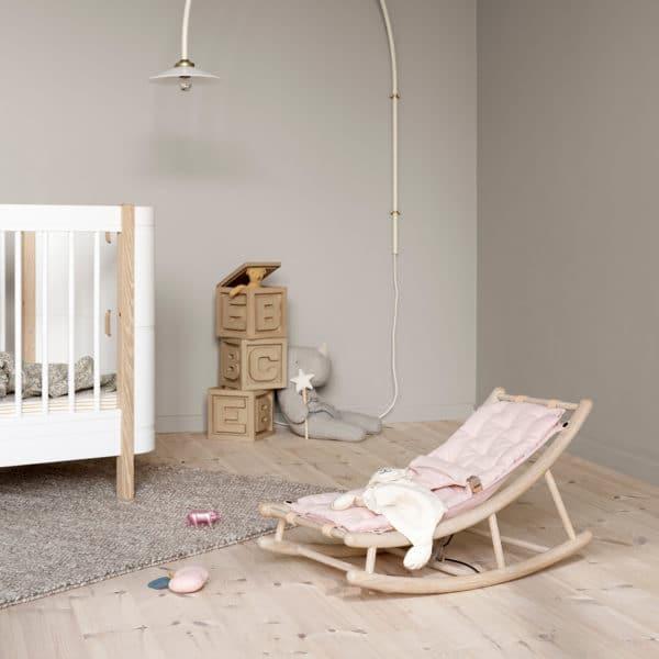 Oliver Furniture Wood Baby- und Kleinkindwippe 1