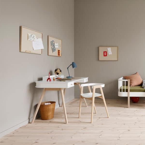 Oliver Furniture Wood Schreibtisch 72,6 cm 2