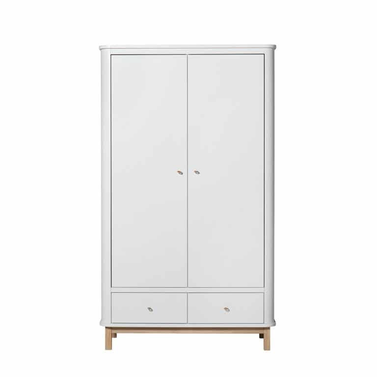 Oliver Furniture Wood Kleiderschrank 2-türig