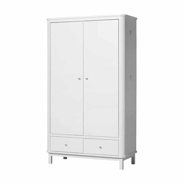Oliver Furniture Wood Kleiderschrank 2-türig 6