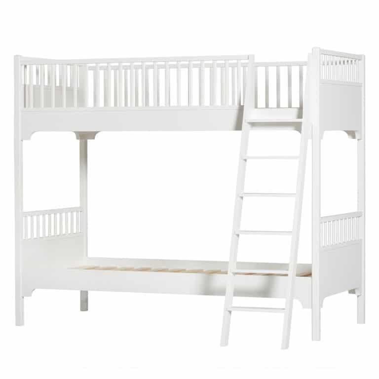 Oliver Furniture Seaside Etagenbett mit schräger Leiter