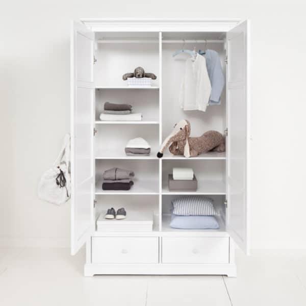 Oliver Furniture Seaside Kleiderschrank mit 2 Türen 3