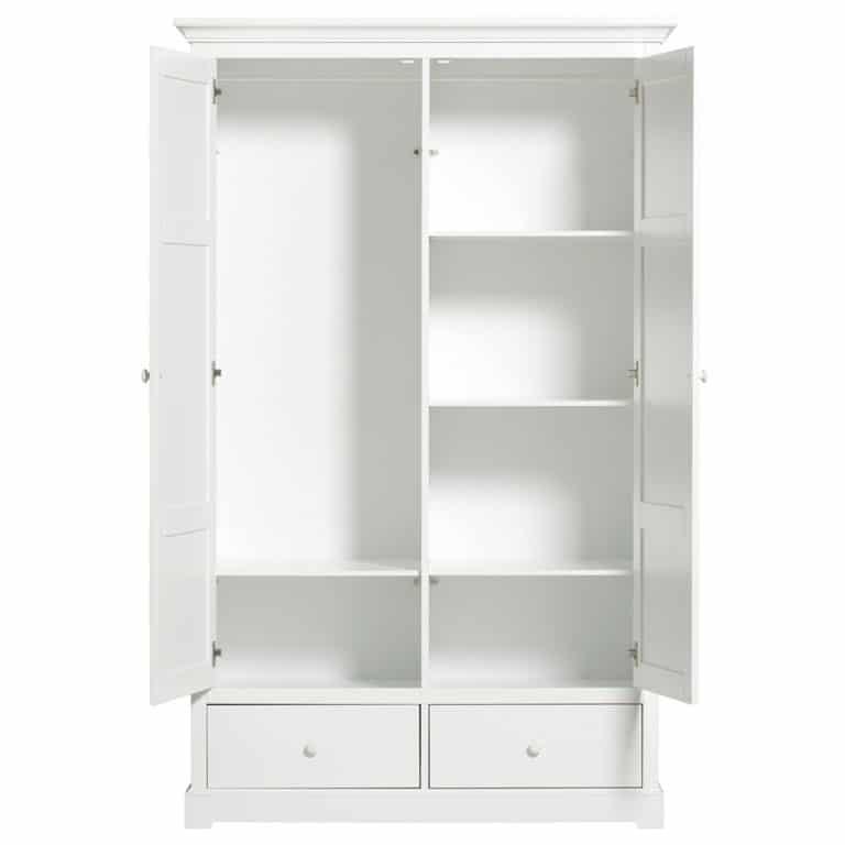 Oliver Furniture Seaside Kleiderschrank mit 2 Türen 2
