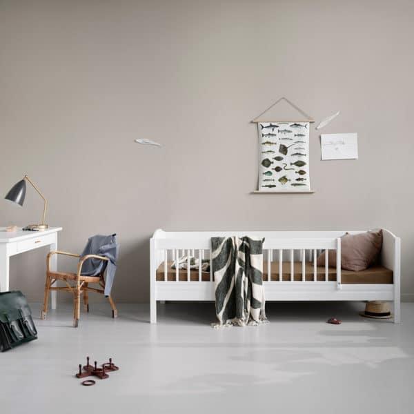 Oliver Furniture Seaside Lille+ Juniorbett 4