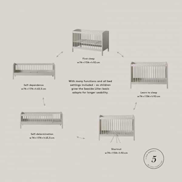 Oliver Furniture Seaside Lille+ basic (0-9 Jahre) 8