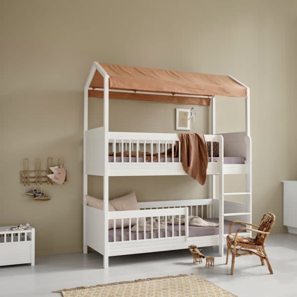 Oliver Furniture Seaside Stoffbezug für Lille+ Himmelgestell 2
