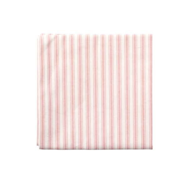Oliver Furniture Seaside Stoffbezug für Lille+ Himmelgestell rosa-Streifen