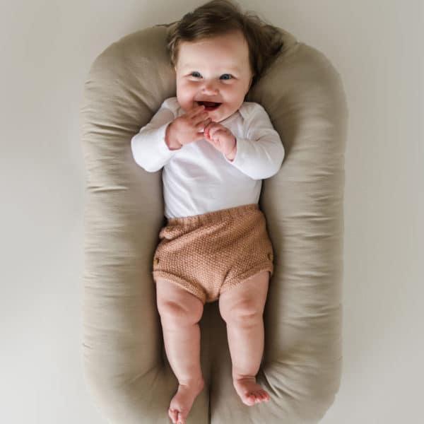 Snuggle me Babynest Sensory Lounger 6