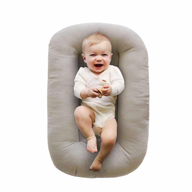 Snuggle me Babynest Sensory Lounger 2