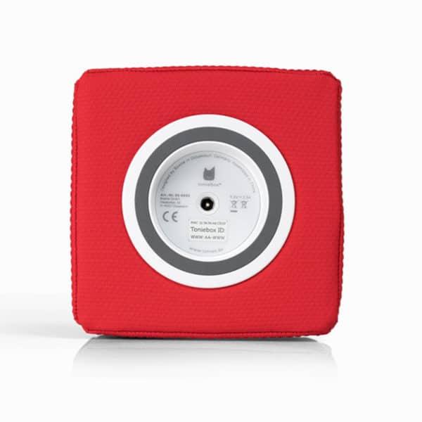 Toniebox - Starterset in rot
