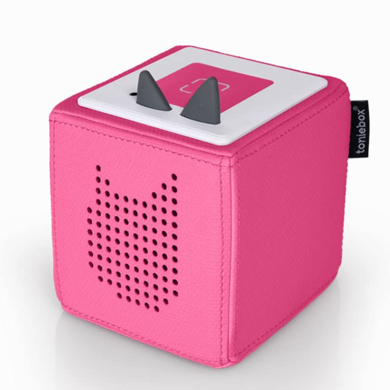 Toniebox - Starterset in pink 2