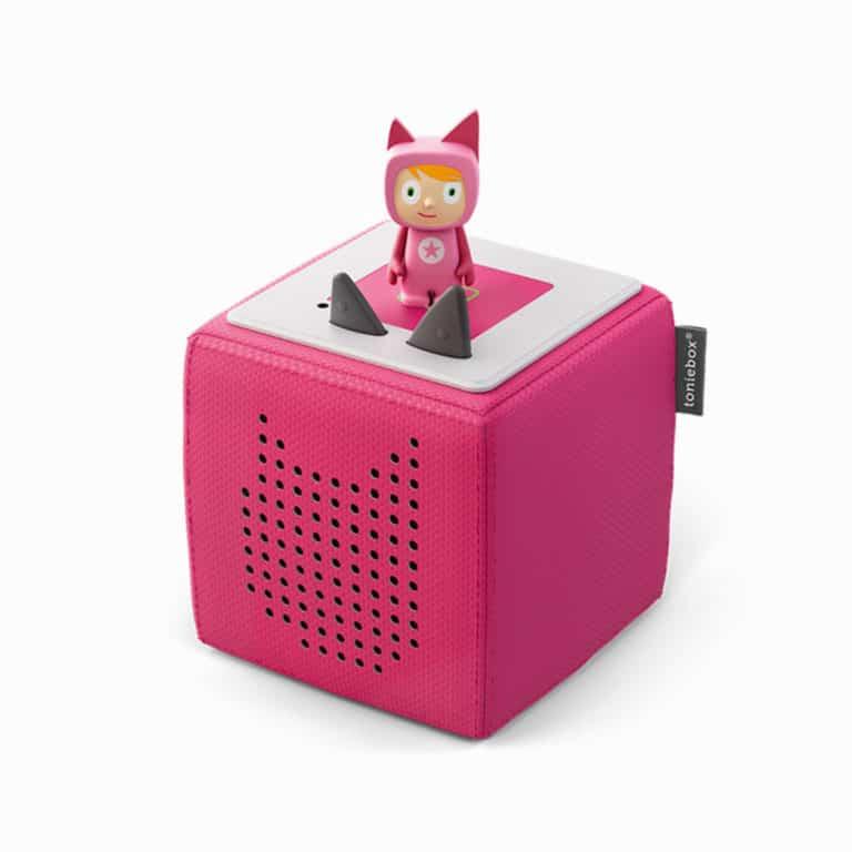 Toniebox - Starterset in pink