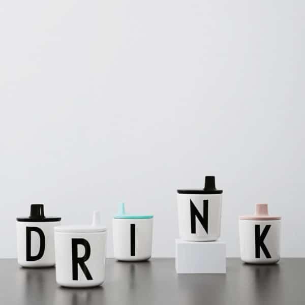 Design Letters Schnabelaufsatz für persönlichen Trinkbecher