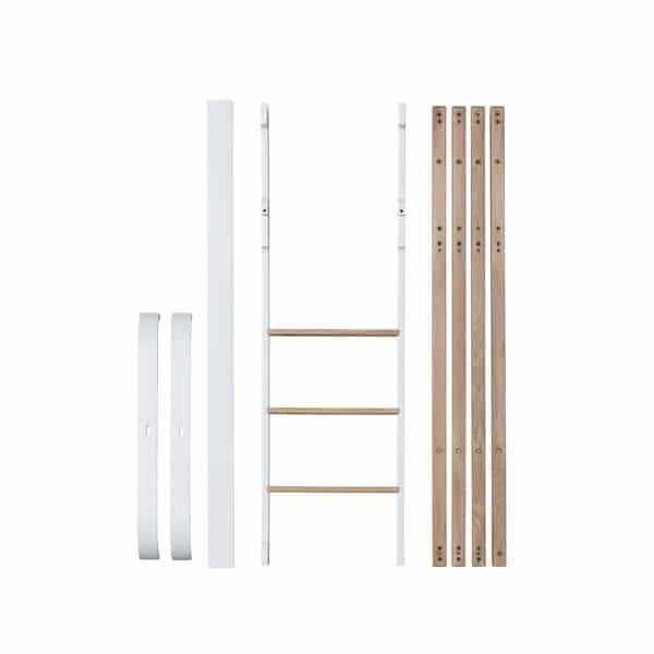 Oliver Furniture Wood Umbauset für Mini+ zum halbhohen Hochbett