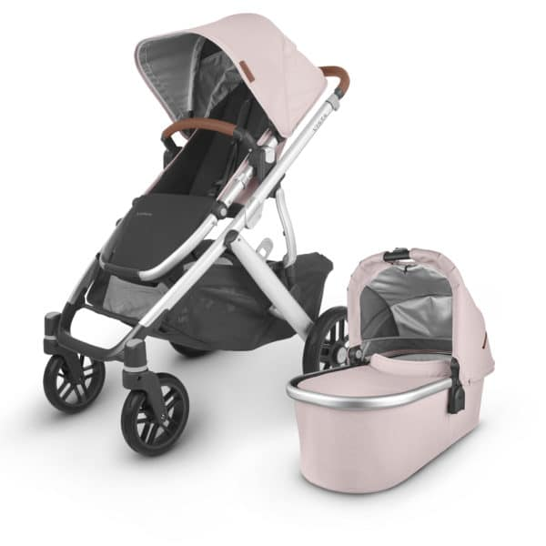 Uppababy Vista V2 alice dusty pink