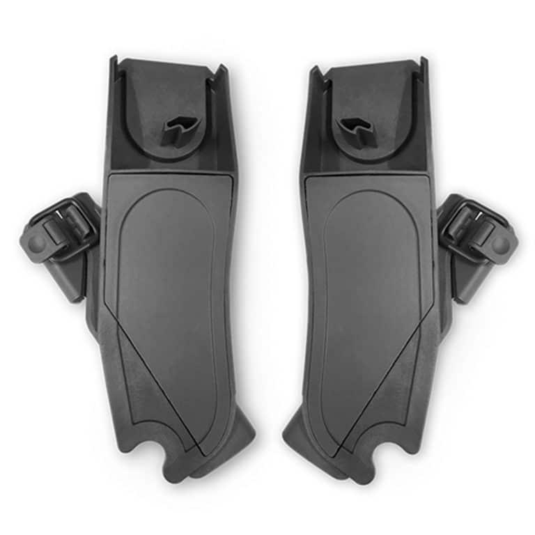 Uppababy Unterer Autositzadapter für Vista2 (für ausgewählte Autositze von Maxi-Cosi®, Cybex & Nuna®)