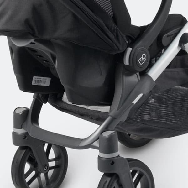 Uppababy Unterer Autositzadapter für Vista2 (für ausgewählte Autositze von Maxi-Cosi®, Cybex & Nuna®) 3