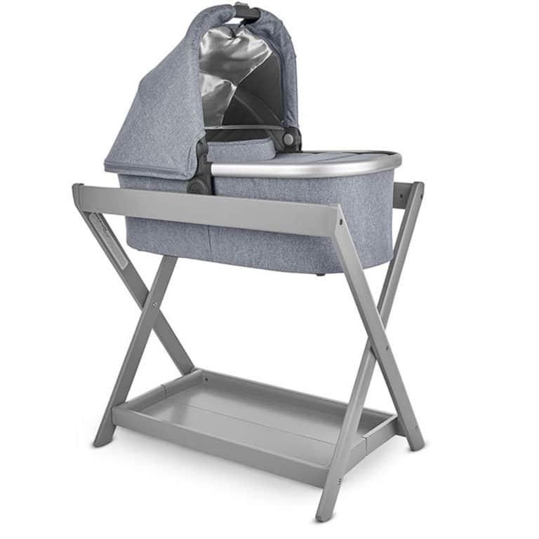 Uppababy Babywannen-Ständer für Vista V2 und Cruz V2, weiß 2