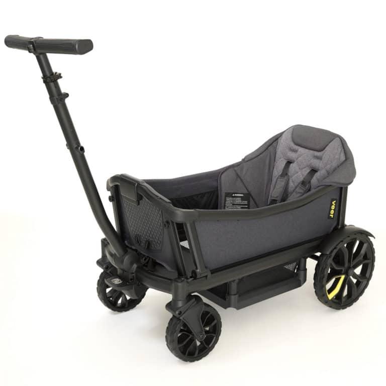 Veer Cruiser - Sitzeinsatz für Kleinkinder, dunkelgrau