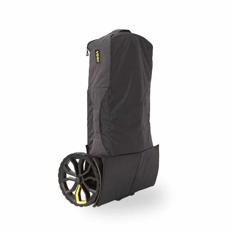 Veer Cruiser - Transporttasche, dunkelgrau/schwarz