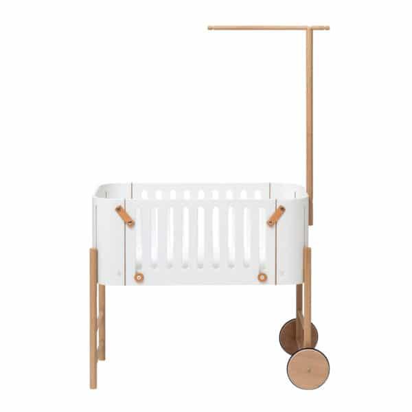 Oliver Furniture Wood Himmelstange für Betthimmel & Mobile, Eiche 3