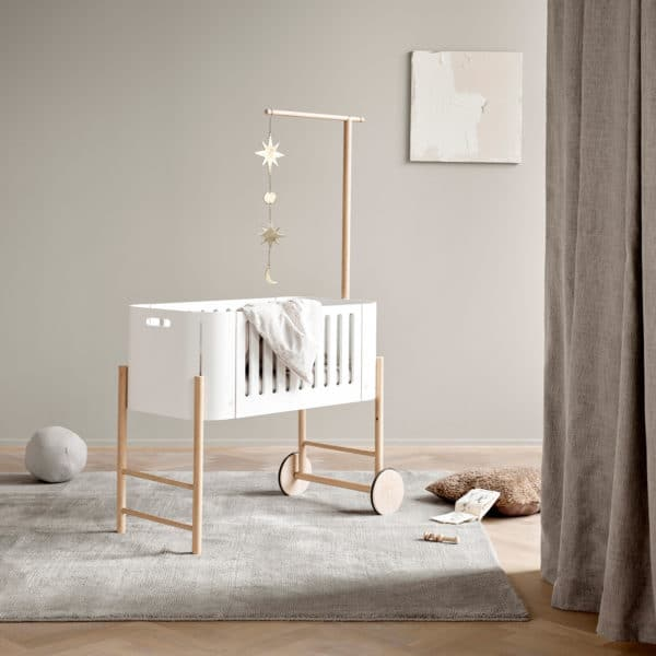 Oliver Furniture Wood Himmelstange für Betthimmel & Mobile, Eiche 2