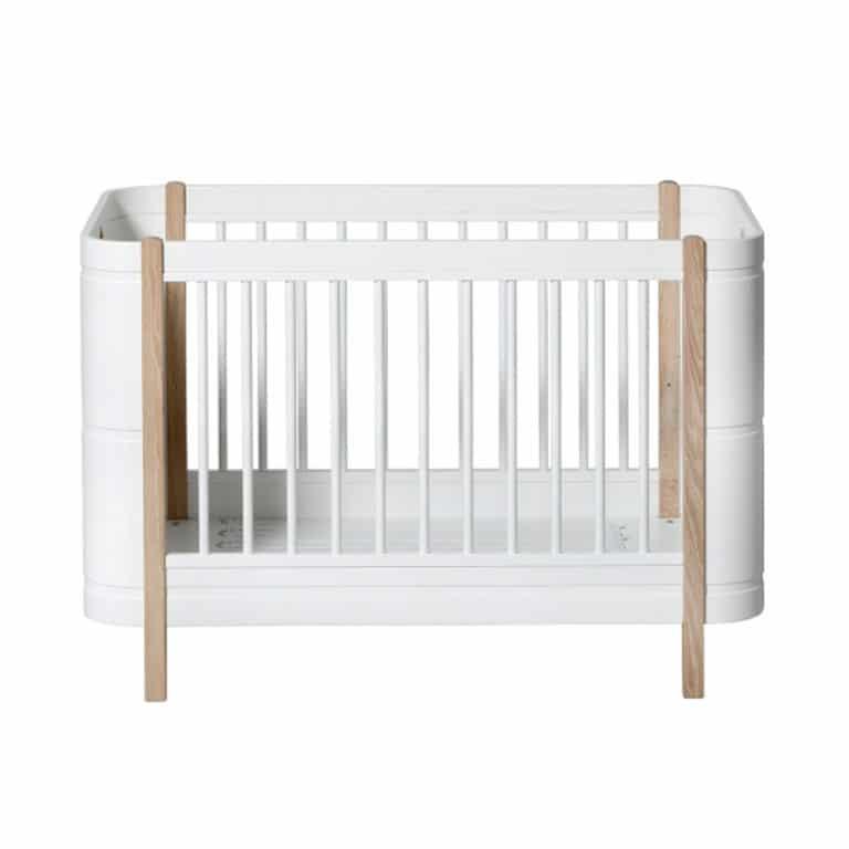 Oliver Furniture Wood Mini+ (Babybett und Kinderbett, 0-9 Jahre)