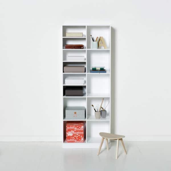 Oliver Furniture Wood Regal 2×5 mit Sockel 2