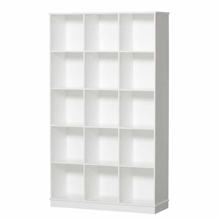Oliver Furniture Wood Regal 3×5 mit Sockel