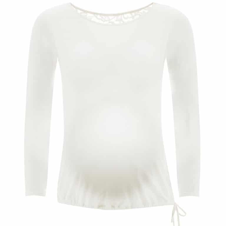 Cache Coeur Tunika ecru Nightwear Sofia