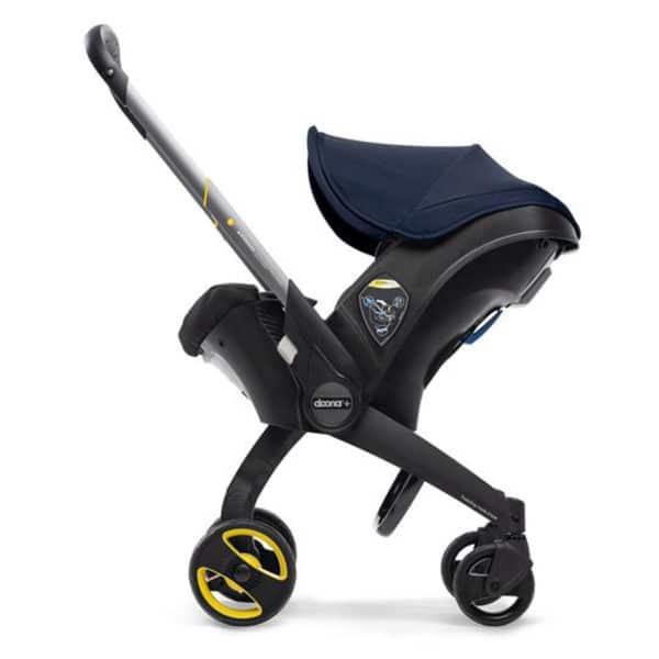 Doona+ Die Babyschale mit integriertem Travelsystem royal-blue