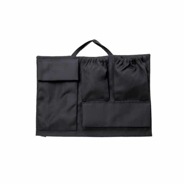 Lilibell Wickeltasche Bag-in-bag schwarz