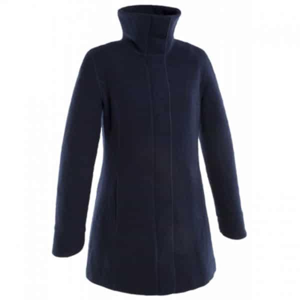 Mamalila Eco-Wool-Tragemantel navy