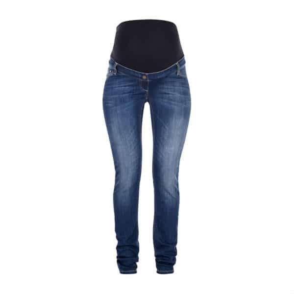 Love2wait Jeans Sophia Stone wash blau