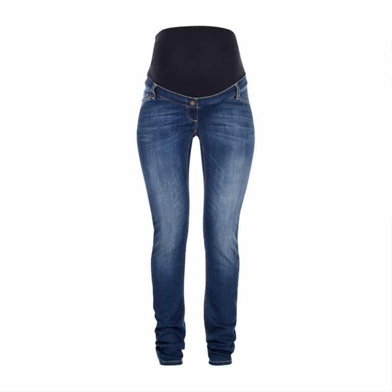 Love2wait Jeans Sophia Stone wash blau