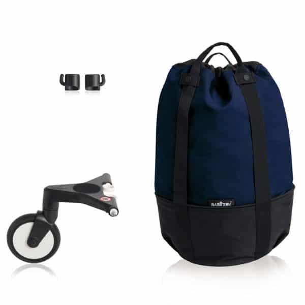 BABYZEN YOYO bag – die rollende Tasche blue